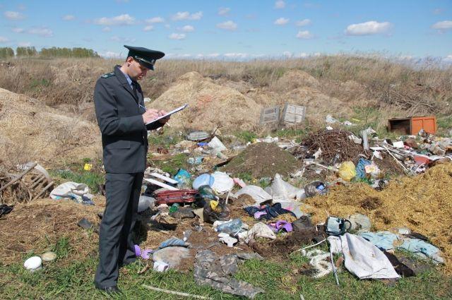НаАлтае администрацию района обвинили впорче земель