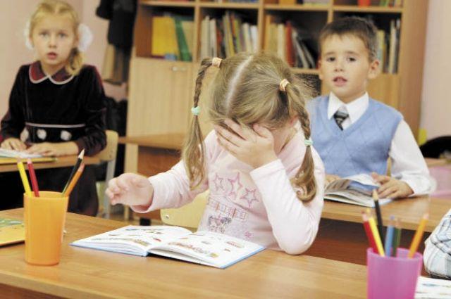 В сентябре и октябре у первоклассников будет всего 3 урока.