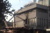 Здание телеканала «Интер».