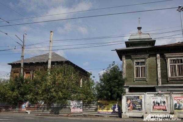 Состояние уже редких для Челябинска исторических зданий вызывает живой отклик в сердцах нескольких краеведов и десятка неравнодушных горожан. Городские архитекторы сосредотачиваются.