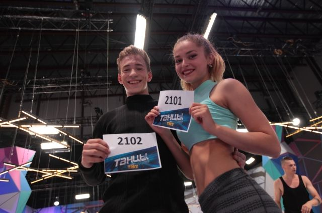 Участники из Омска почти в полном составе успешно преодолели этап кастинга.