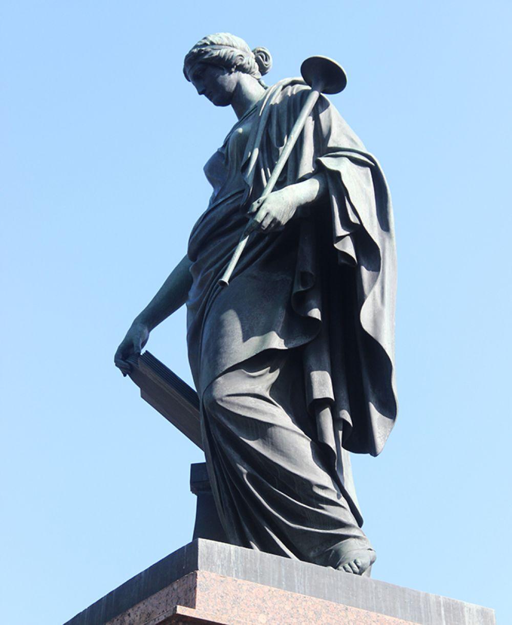 Памятник Николаю Михайловичу навсегда останнется одним из главных символов Ульяновска