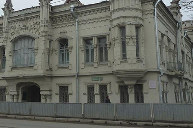 Музей Габдуллы Тукая вКазани ожидает реставрация