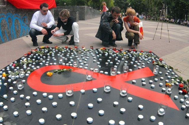 Количество зараженных ВИЧ вЧелябинской области возросло
