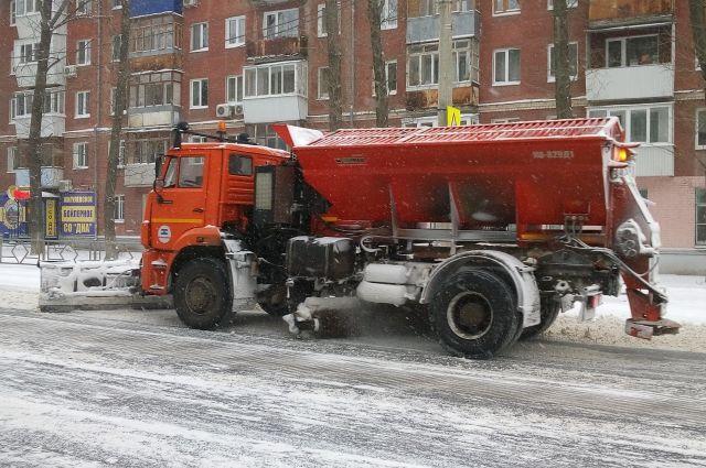 Самарская область потратит практически 200 млн. надорожную технику