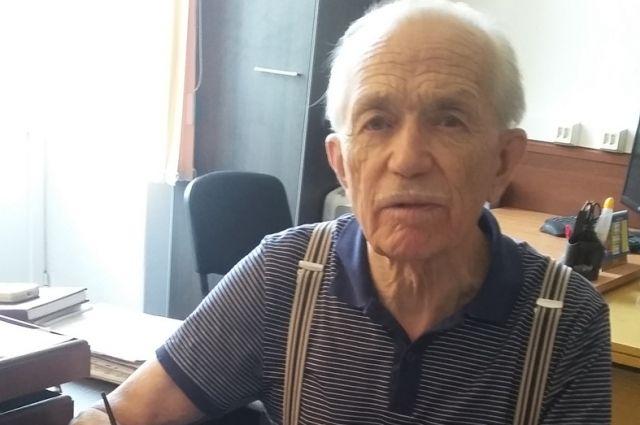 Известный сыщик Амир Сабитов, близкие которого на протяжении 160 лет работали в системе внутренних дел.