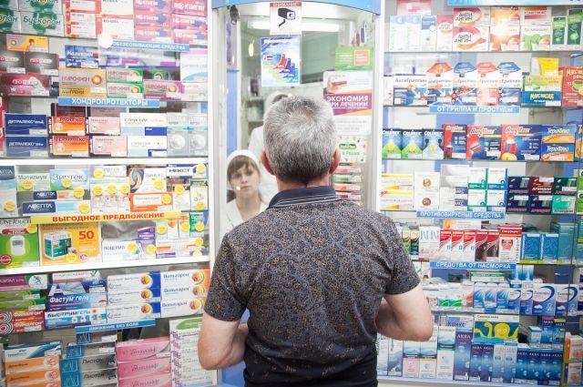Старый петербуржец скончался ваптеке, недождавшись своей очереди
