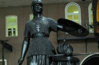 Скульптура «Россия», 1896 год Автор: Н. А. Лаверецкий