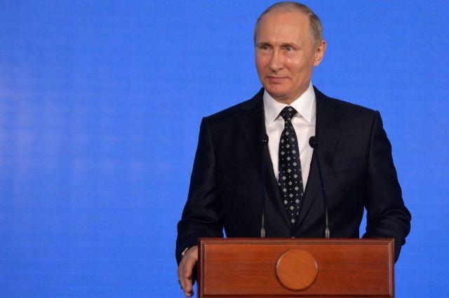 Путин: РФ— крупнейшая ядерная страна, однако слухи онападении наПрибалтику— абсурд