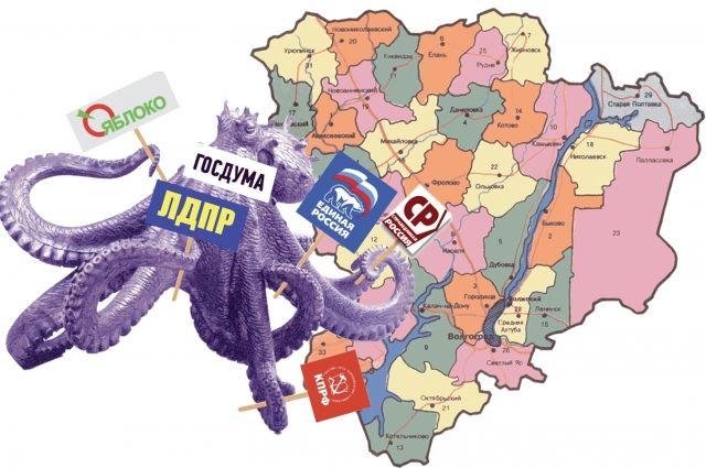 Web-камеры установят навсех избирательных участках Воронежа