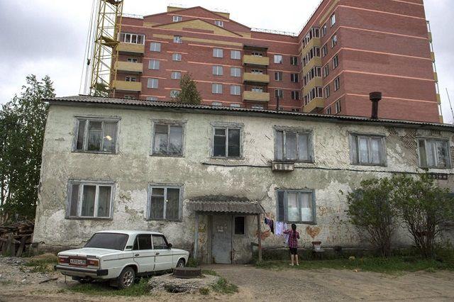 Дом на улице Конструкторской.