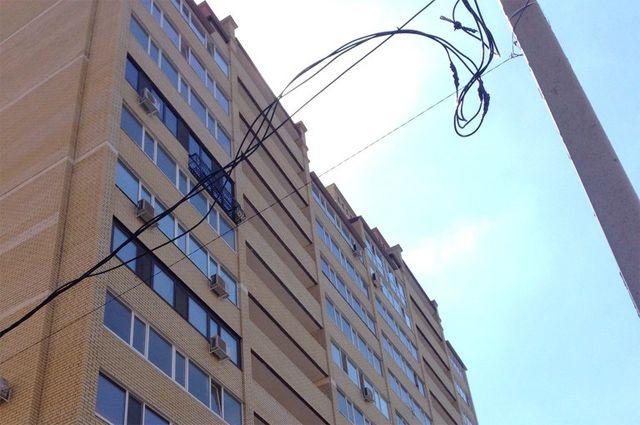 ВВоронеже студентка выпала с9 этажа общежития