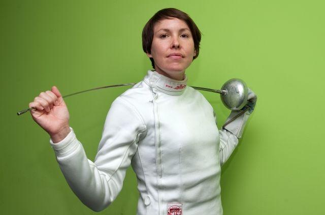Юлия Ефимова - спортсменка и просто красавица - оптимизма не теряет.