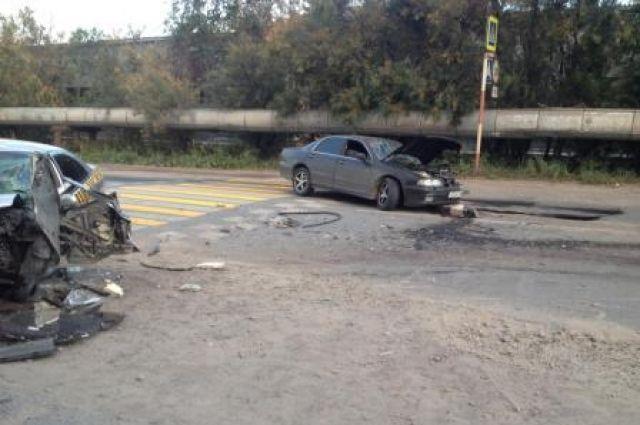 ВДТП Нижневартовска умер шофёр