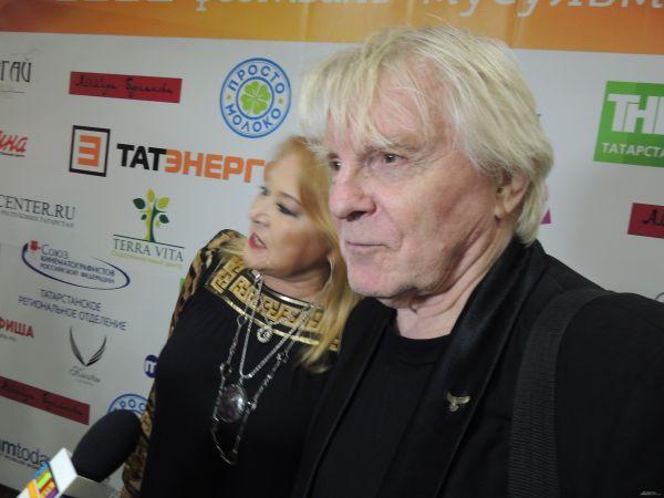 Актер Юрий Назаров.