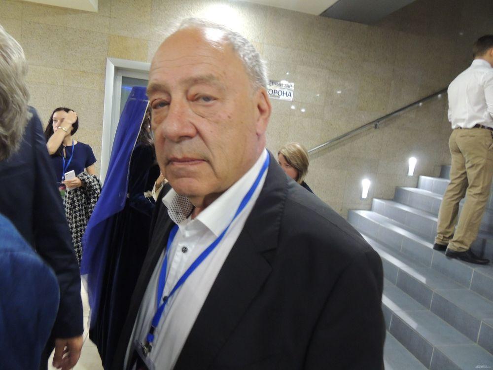 Председатель жюри XII фестиваля Александр Прошкин.