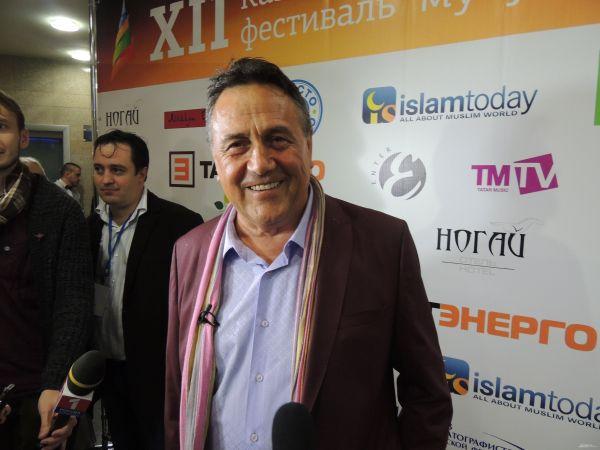 Певец, композитор, продюсер Ренат Ибрагимов.