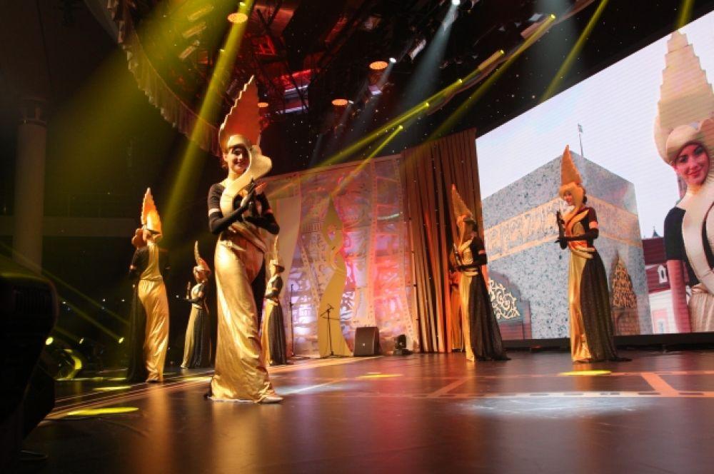 Церемония открытия кинофорума прошла в КРК  «Пирамида».