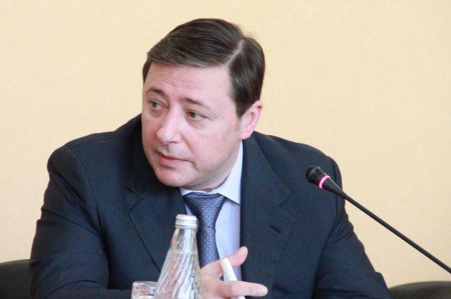 ВКрасноярск сдвухдневным визитом прибыл вице-премьер Александр Хлопонин