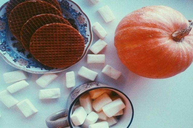 Десерты из тыквы полезны и меняют мнение о ней.