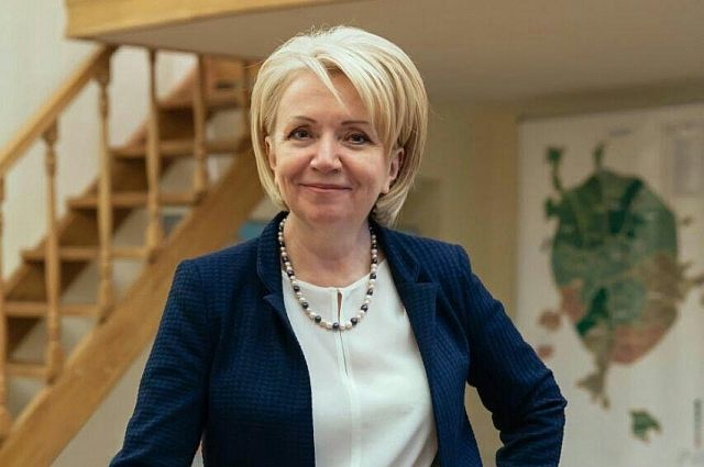Эмилия Слабунова.