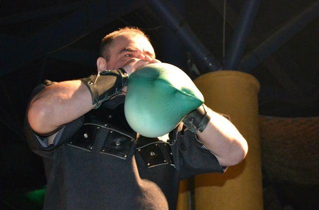ВПензе умер известный каскадёр Валерий Фомин по прозванию «Самсон»