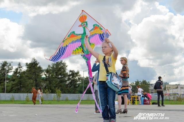 ВДень города вНовороссийске впервый раз пройдет фестиваль воздушных змеев