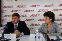 Илья Сумароков и Ирина Иванова