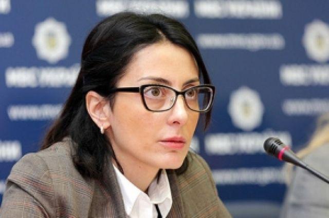 Деканоидзе поведала, что отыскали встоличной наркобанде