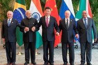 Cтавшая уже традиционной встреча лидеров БРИКС (Бразилия, Россия, Индия, Китай, Южная Африка).