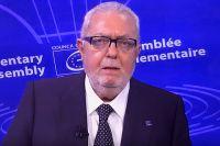 Председатель Парламентской ассамблеи Совета Европы (ПАСЕ) Педро Аграмунт.