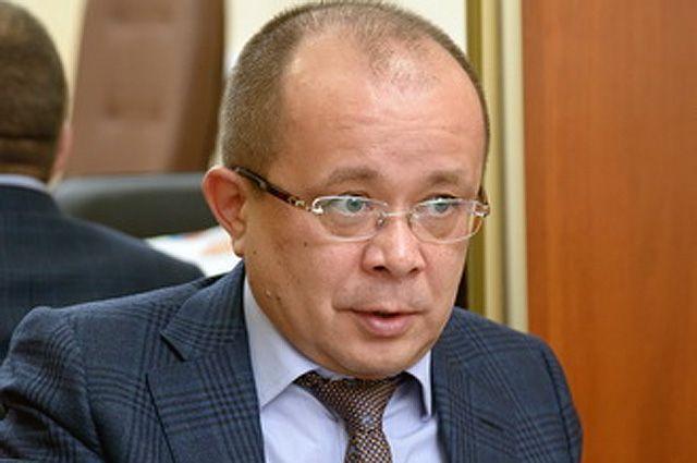 Андрей Тенишев.