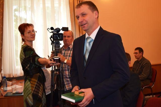 За Андрея Потапова проголосовали 22 из 24 депутатов.