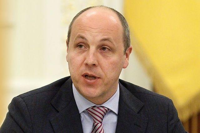 Парубий сказал ГПУ о«русском следе» взахвате СБУ вЛуганске