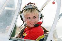 Владимир Путин назвал Светлану самой красивой лётчицей в мире.