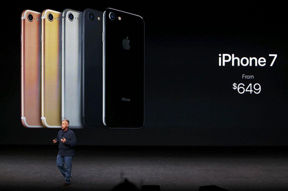 Новый смартфон имеет более мощный процессор, усовершенствованную камеру в 12 мегапикселей с опцией оптической стабилизации изображения.