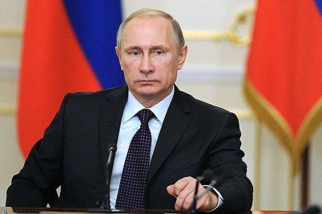 Владимир Путин срабочим визитом посетил Тульскую область