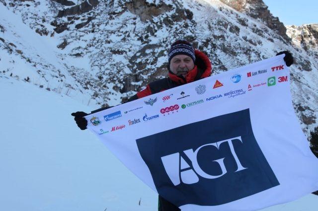 Казбек Хамицаев – автор первых в мире профессиональных видеосъемок на вершине Эвереста.