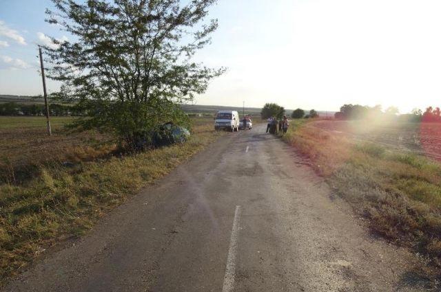 ВДТП наСтаврополье умер мотоциклист