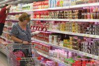 Местных производителей мало в магазинах.