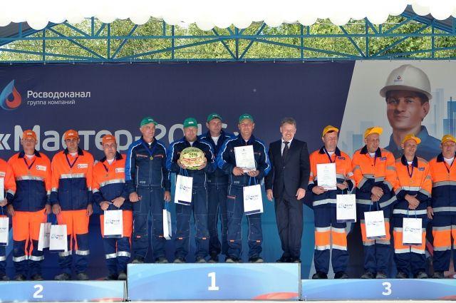Одной победой успехи Омского водоканала не ограничились.