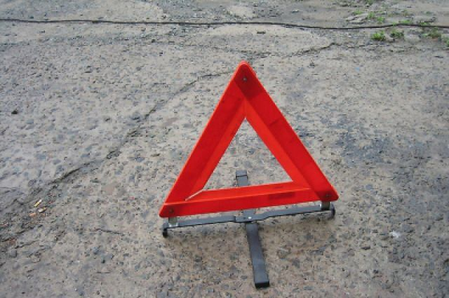 ВЛенинском районе экскаватор «Хэнде» сбил женщину напешеходном переходе