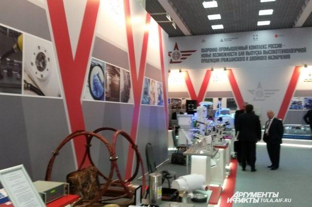 Выставка гражданской медицинской продукции