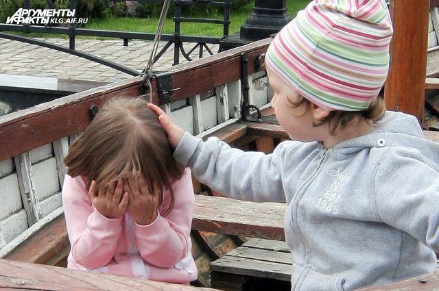 Работники Дома ребенка Калининграда пожаловались на нехватку детской обуви.