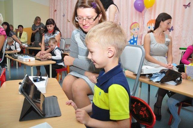 Любому ребёнку нужны и знания, и общение с ровесниками.