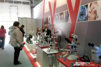Экспонаты выставки гражданской медицинской продукции