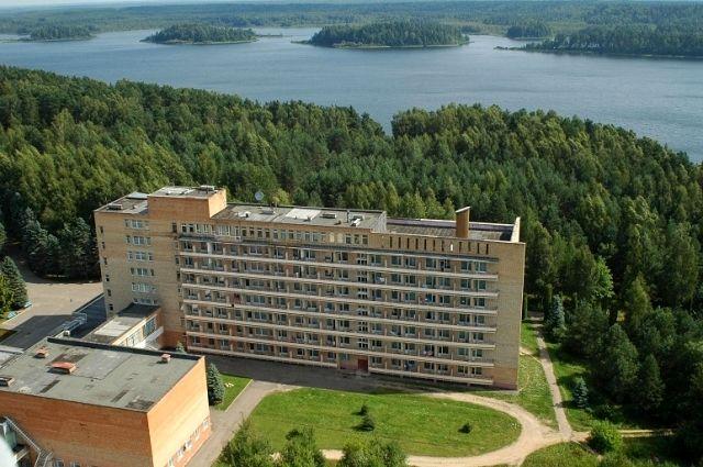 Дом отдыха имени Пржевальского реализуют за300 млн. руб.