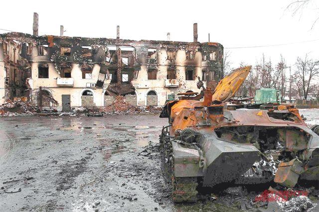 ВСУ предприняли попытку захвата позиций ополчения вДонбассе