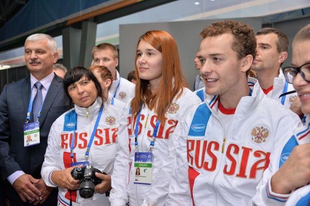 Чемпионат мира популевой стрельбе среди глухих начался вКазани