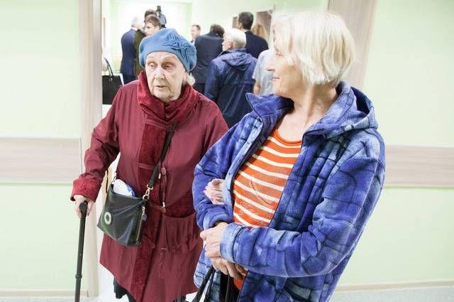 Коммерческий пансионат для престарелых в омске работники дома престарелых